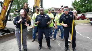 This Police Department Lip Sync Challenge Is Hilarious