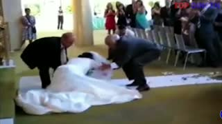 One little slip up can really ruin your wedding