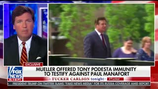 Report: Mueller has offered Tony Podesta immunity to testify In Manafort case