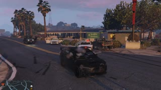 GTA 5 Online - Kuruma - Video