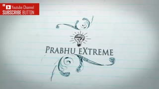 Prabhu Extreme Channel Trailer - Video