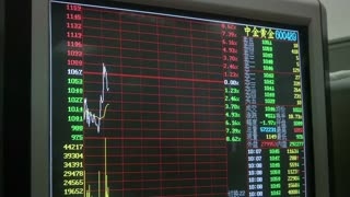 Yearly gains erased from battered Shanghai stocks - Video