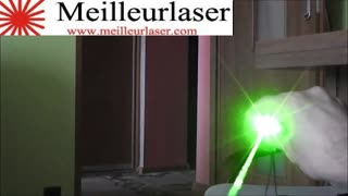Pointeur laser 303 en online - Video