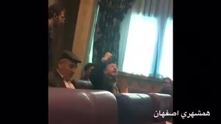 Masoumeh Ebtekar and water problem in Isfahan province - Video