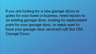 los angeles garage door repair - Video