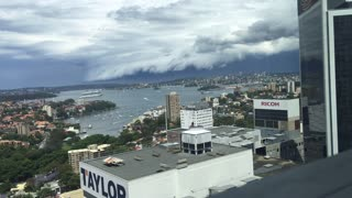 Sydney Weather In 3p Office - Video