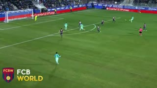 Gol de Messi vs Eibar - Video