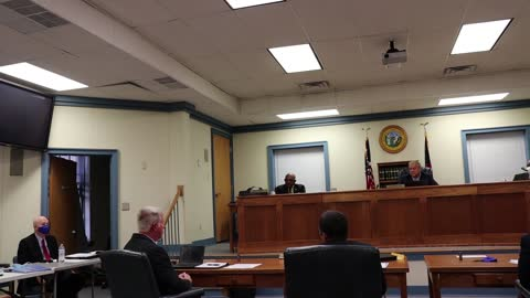 Apr 5, 2021 6pm - Pasquotank County Commissioners Meeting - FULL
