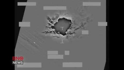 RAF Airstrike on IS Command Post in Iraq