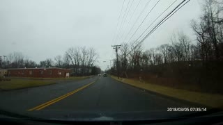 Bad driver caught on video - Video