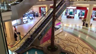 Mega Mall. One of sharjah's most famous and best malls