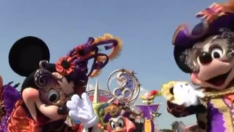 Special Queen Minnie Mouse Dance