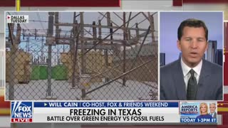 Harris Faulkner And Will Cain Discuss Texas Power Infrastructure