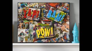 11 DIY Comic Book Project Ideas - Video