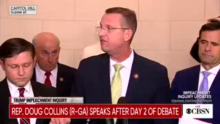 Doug Collins slams Jerry Nadler for last-minute stunt