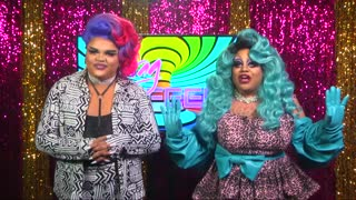 "RUPAUL'S DRAG RACE SEASON 9 Premiere! with KANDY MUSE and MEATBALL""Instagram Qweens"" 