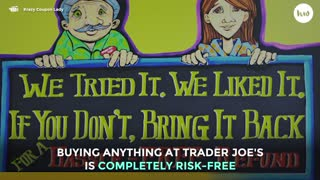 Crazy Awesome Secrets Trader Joe's Has Been Hiding - Video