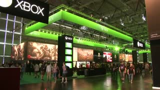 Gamescom video game fair opens for visitors in Cologne - Video