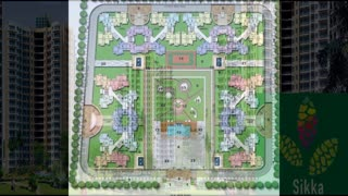 Sikka Kaamya Greens Housing Project @ 9555807777 - Video