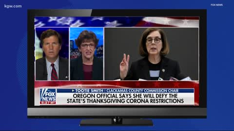 VIDEO: Gov. Brown Encourages Oregonians to Call Police on Neighbors who Violate COVID-19 Orders