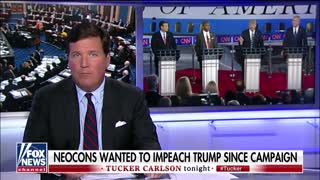 Tucker Carlson: Impeachment is about a policy disagreement