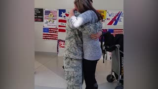 This Veterans Video Made Us Cry Tears Of Joy - Video