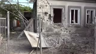 Two killed, six wounded in shelling near east Ukraine's port city of Mariupol - Video