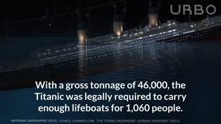 The Truth About The Titanic's Lifeboats