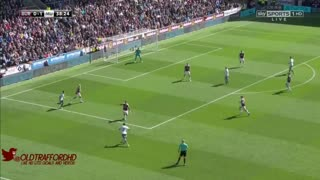 GOOOOOOAL Wayne Rooney vs Burnley 0-2 - Video