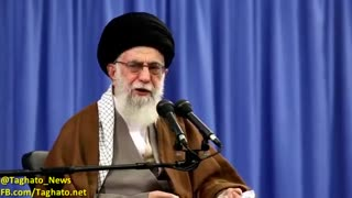 What does Ali Khamenei think about the US election - Video