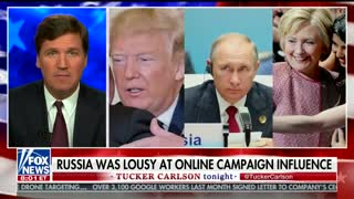 Tucker Carlson assessment of Mueller probe one year later - Video