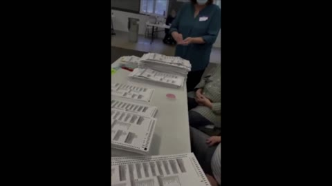 Michigan Secretary Of State Official Tells Volunteers To Count Ballots With IDENTICAL SIGNATURES