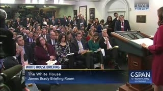 Watch CNN's Jim Acosta Purposely Disrespect Sarah Sanders! - Video