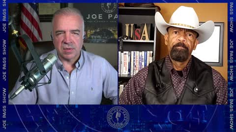 We Are Being Disenfranchised! | Sheriff David Clarke