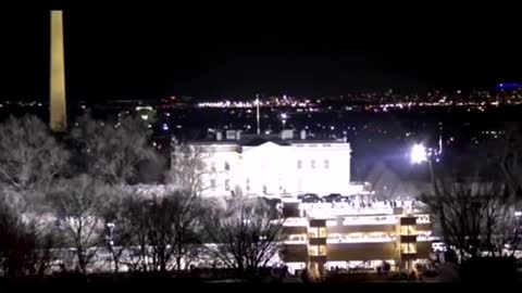 """***WTH Is Going On?*** (The White House Jan 24, 2021) """"Timestamp 2:28""""Children Leaving?"""