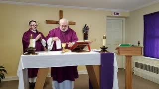 Daily Mass on February 18, 2021