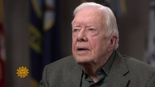 Jimmy Carter Opposes Trump's Impeachment, Criticizes His 'Ill-Advised' NSA Appointment - Video