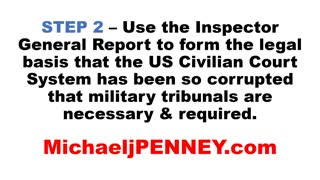 Martial Law Military Tribunals