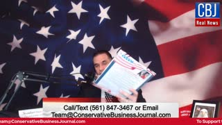 """CBJ Real News Show (Part 108): Why Australia says Biden is """"Cognitively Compromised"""""""