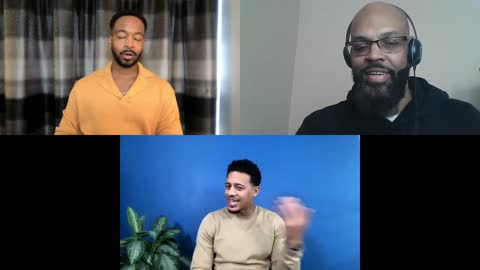 Chase Anthony and Tristan Winger from the BET+ hit series 'Bigger' discuss an explosive season 2