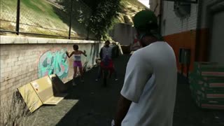 GTA 5 Next Generation Versions Rumoured to Include 1st Person View - Video