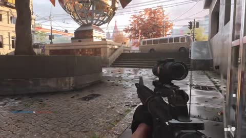 Call of Duty: Black Ops Cold War - Game Play - 30 Seconds.