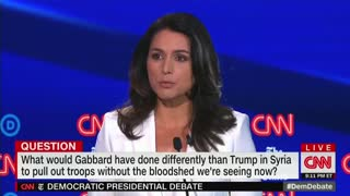 Tulsi Gabbard blasts media for their lies and smears