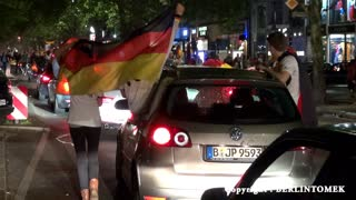 Fifa World Cup 2014 - Fan Party in Germany (Berlin) - Video