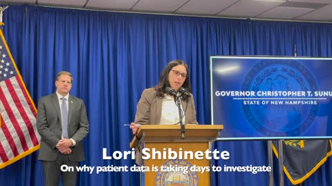 NH Health Commissioner Explains Delay In Reporting COVID-19 Data