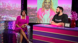 Jasmine Masters: Look at Huh on Hey Qween with Jonny McGovern - Video