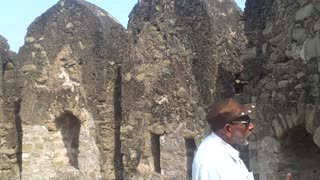 beautiful view of qilaa rohtas  - Video