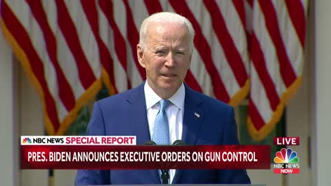 Biden Repeatedly Says AFT Instead Of ATF