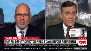 Law professor says McCabe should be worried about prison - Video