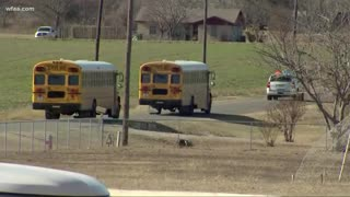 School Shooting in Texas Leaves 15 Year Old Injured - Video